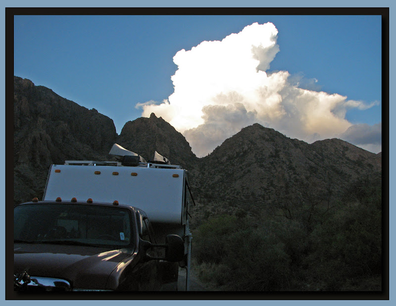 Chisos cloud camper