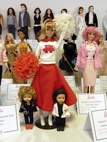 Madrid Fashion Doll Show - Barbie Sandy (Grease)