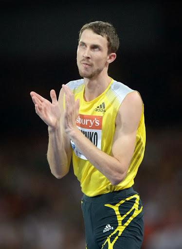 Богдан Бондаренко – лучший легкоатлет 2013 года в Украине