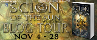 {Review+Giveaway} Scion of the Sun by Nicola Marsh
