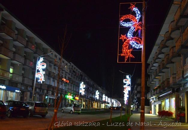 Glória Ishizaka - Luzes de  Natal - Águeda 26