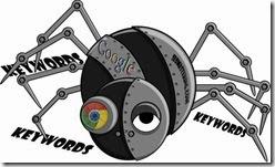 Search-Engine-Spider-keyword-website