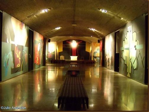 Cripta de Aránzazu - Basterretxea - Oñate