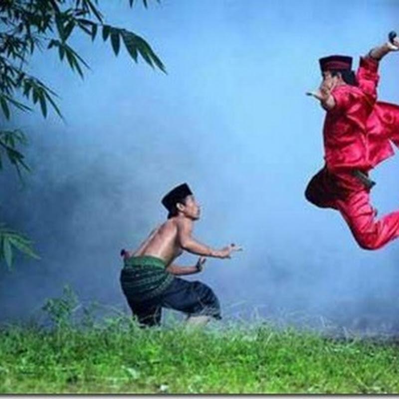 Legenda Ilmu Rawa Rontek Si Pitung