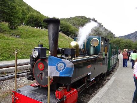 Tara de Foc: Locomotiva de epoca