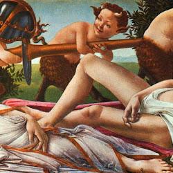 55 - Botticelli - Venus y Marte