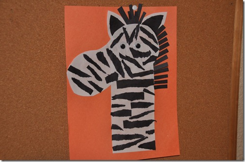 spark preschool learning academy z is for zebra