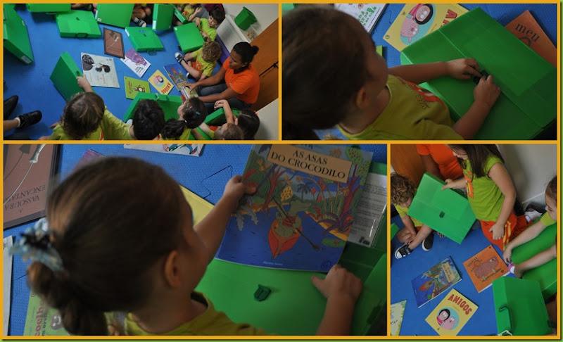 Infantil 3 Tarde - Escolha de livro5