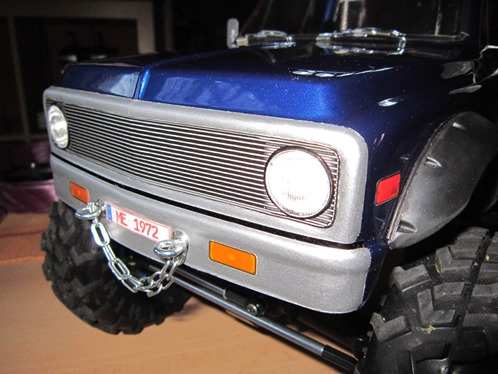 Chevy Grill lackiert (12)