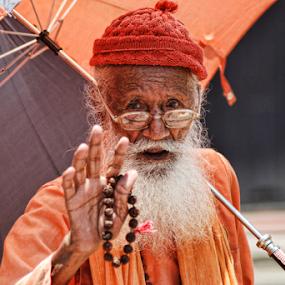 by Vijay Nagaonkar - People Portraits of Men