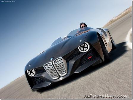 BMW 328 Hommage Concept 1