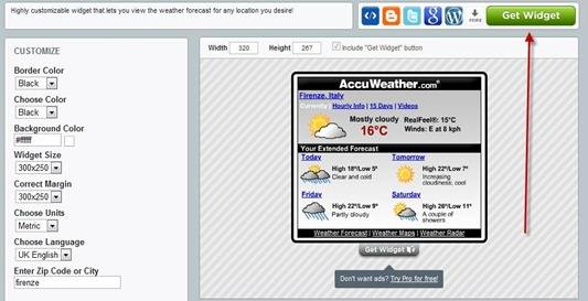 accuweather-widget