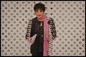Liza Minelli in Sex and the City 2