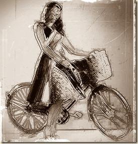 Dama Ciclista