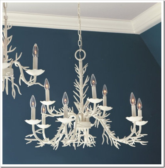 """Coral"" Chandelier 