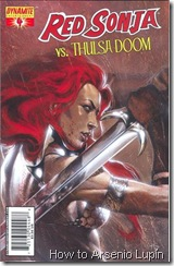 P00005 - Red Sonja Dynamite #4 (de