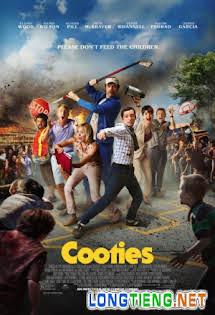 Vi Rút Bí Ẩn - Cooties Tập HD 1080p Full