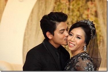 majlis resepsi perkahwinan Izzue Islam dan Awin Nurin 2