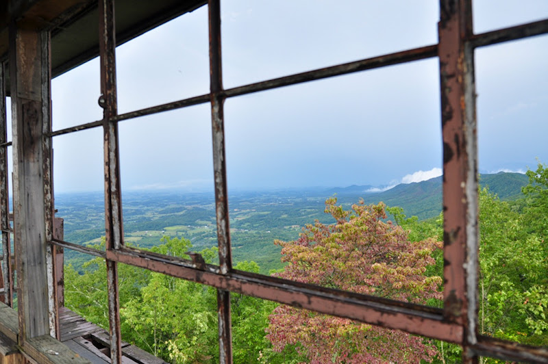 meadow creek fire tower