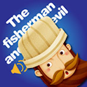 The fisherman and the devil icon