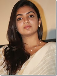 Actress Nazriya Nazim @ Thirumanam Ennum Nikkah Press Meet Photos