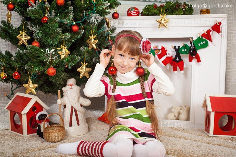 Детский новогодний фотопроект Рождественские мечты. 16. Аня и Саша Муреня-9272