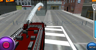Screenshot of Great Heroes - Firefighters
