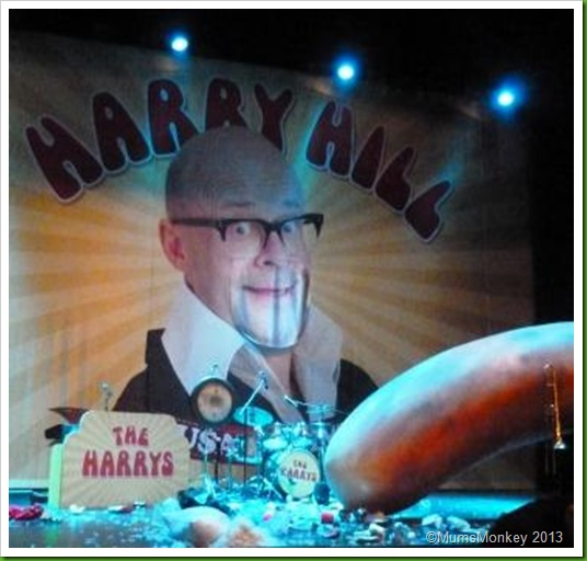 Harry Hill Sausage Time.