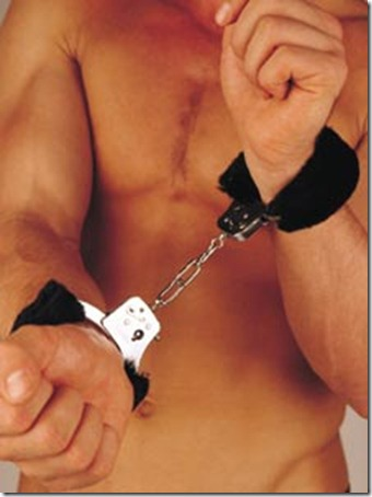 gay handcuffs