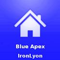 Blue Apex icon