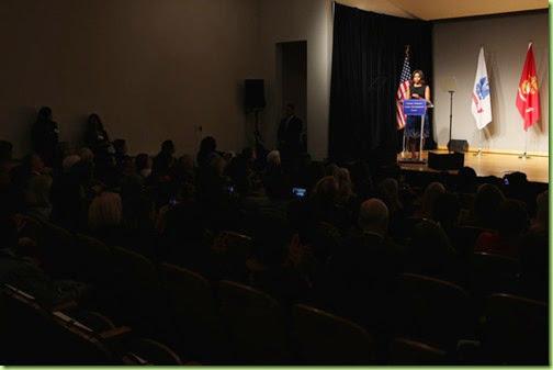 Michelle Obama Women Veterans Career Development yXjs1T8aVVll