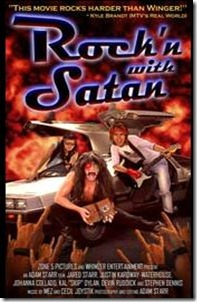 rockin' with satan