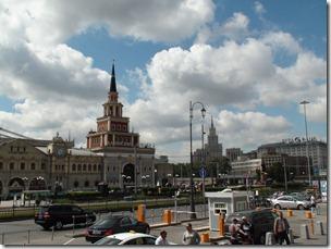 078-Moscou gare de Kazan