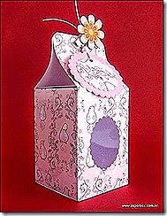 Geschenkverpackung-Süßigkeitenbox 4