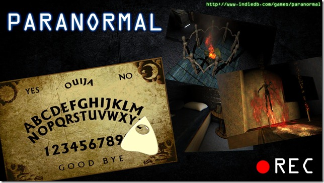 Paranormal [pc game] v1.01 | 2012 | Eng