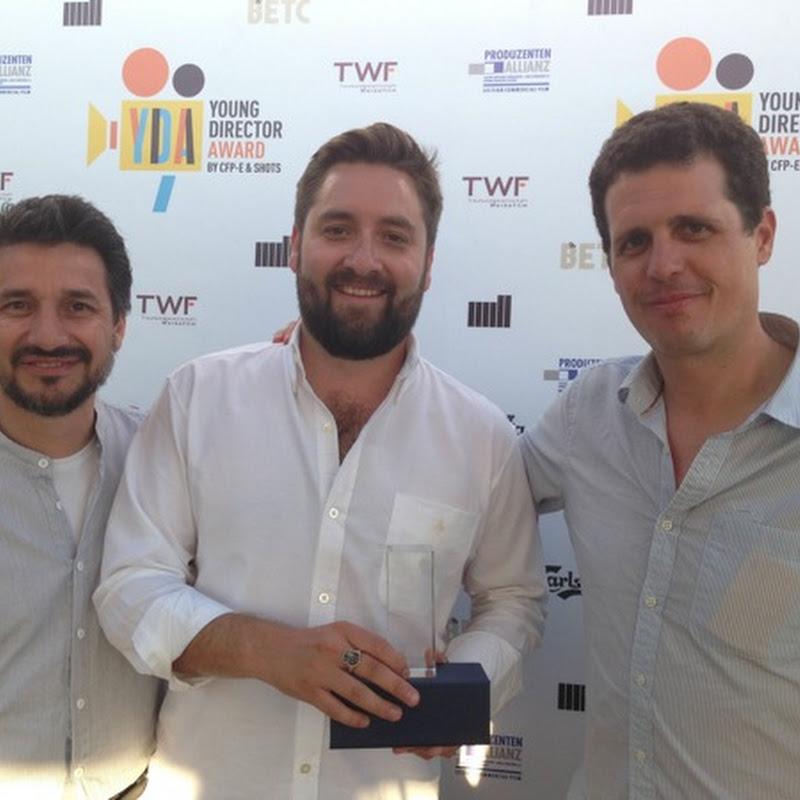 Tino De La Huerta, primer director mexicano ganador en el Young Director Award en Cannes