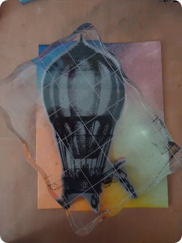 Stampers Anonymous Balloons 012