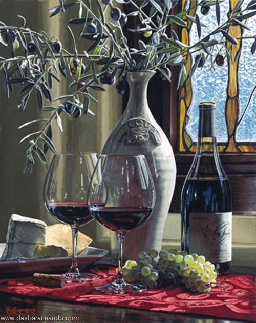 pinturas a oleo super realistas Roberto Bernardi Erich Christensen Steve Mills  desbaratinando  (119)