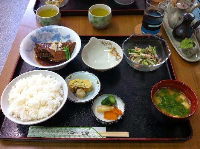 日替わり定食_煮魚定食