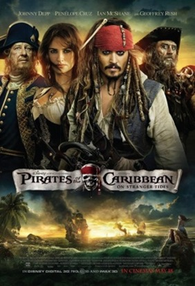 Pirates of the Caribbean The Strangers Tide