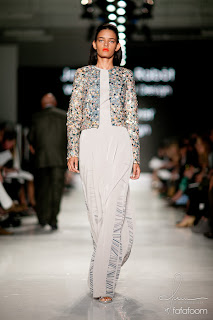 JacquelineRabotJulieSeltzerAAU2012 Academy of Art 2012 Graduate Fashion Show Review