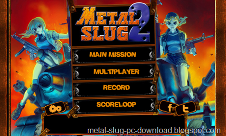 Free Download [Android] Metal Slug 2 v1.0 Android APK Games (English)