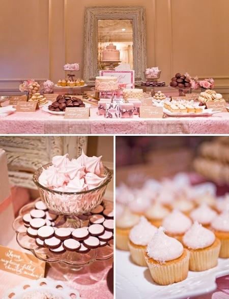 Semplicemente Perfetto pink_dessert_table_01
