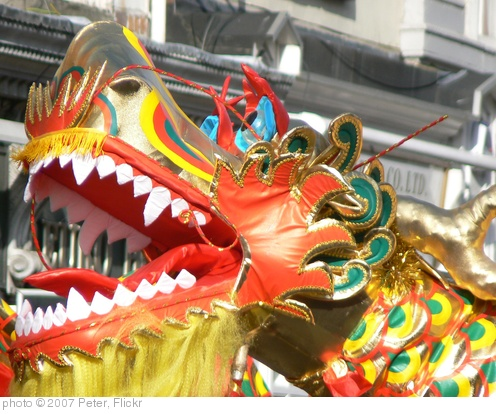 'Chinese Dragon' photo (c) 2007, Peter - license: http://creativecommons.org/licenses/by-sa/2.0/