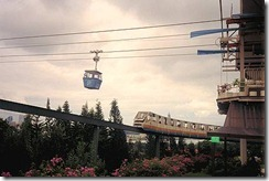 Monorail-Cable Car
