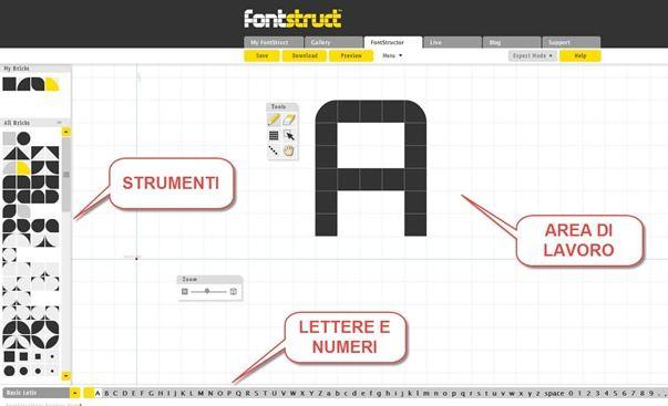 fontstruct-caratteri