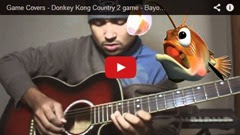 Swamp - Bayou Boogie - Donkey Kong Country 2