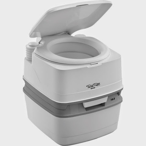 camping toilet options