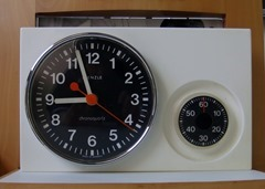 Kienzle chronoquartz kitchen clock