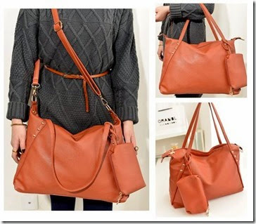 OB 3071 DarkBrown (187.000) - PU Leather, 31 x 40